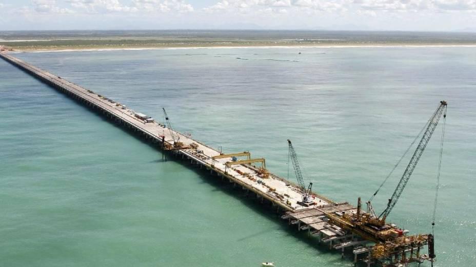 Funcionamento do porto e do Complexo Industrial vai gerar 50 mil empregos