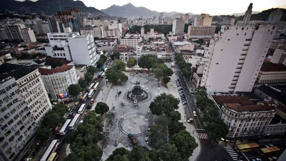 Praça Tiradentes, Rio de Janeiro