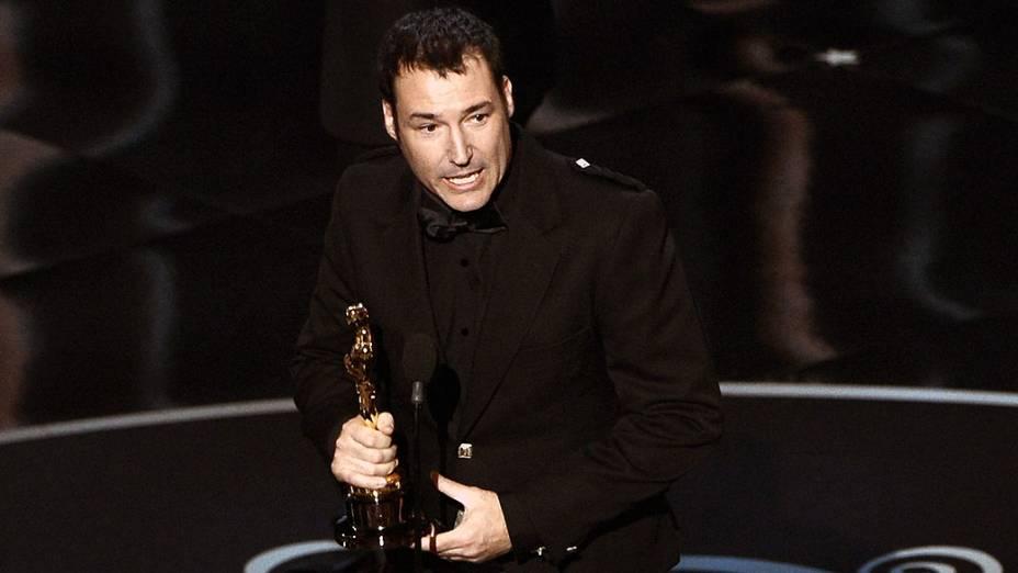 O filme Valente do diretor Mark Andrews e Brenda Chapman é eleito a Melhor Animação no Oscar 2013