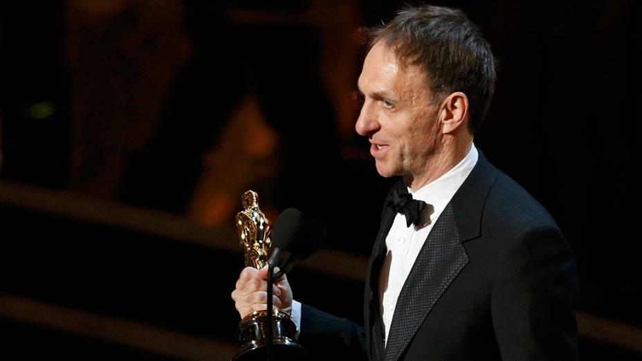 Compositor Mychael Danna ganha Oscar de melhor trilha sonora por As Aventuras de Pi