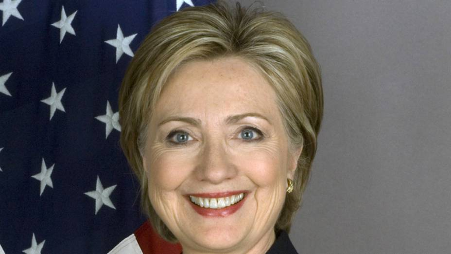 Hillary Clinton, secretária de estado dos Estados Unidos