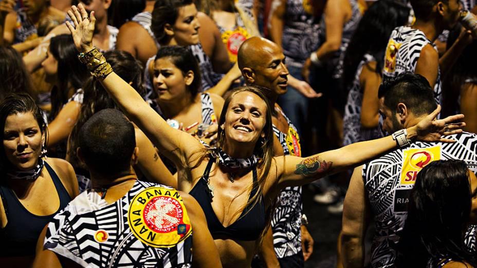 Festa de Carnaval no Circuito Barra-Ondina em Salvador