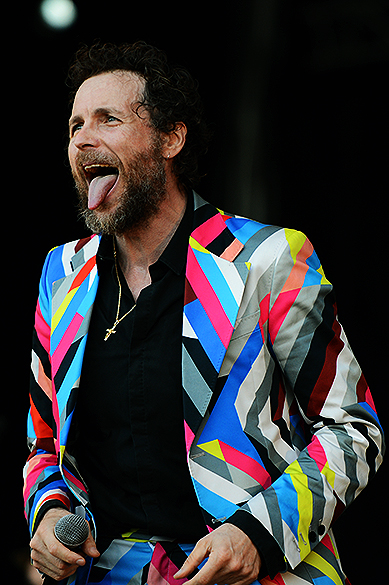 Show de Jovanotti e Orquestra Imperial, no Rock in Rio 2013