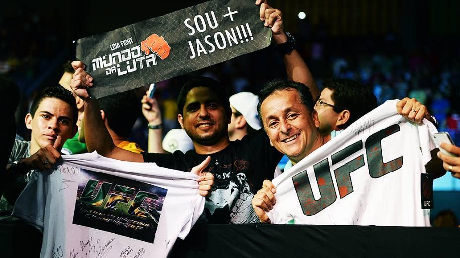 UFC Fight Night em Natal: a festa do público