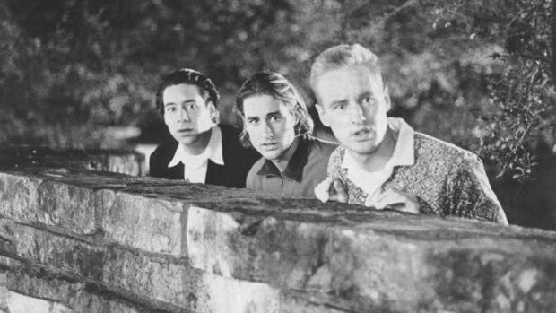 Os atores Robert Musgrave, Luke Wilson e Owen Wilson no filme Pura Adrenalina (1996)