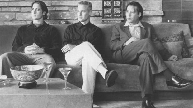 Luke Wilson, Owen Wilson e Robert Musgrave no filme Pura Adrenalina (1996)