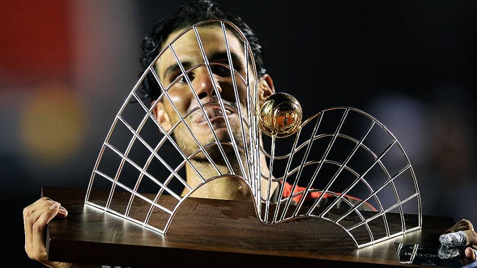 Rafael Nadal vence o Rio Open 2014