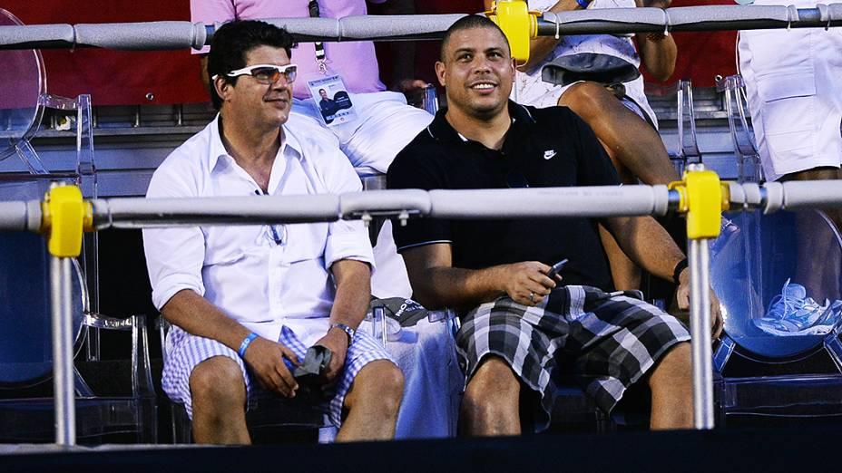 Ronaldo no Rio Open 2014