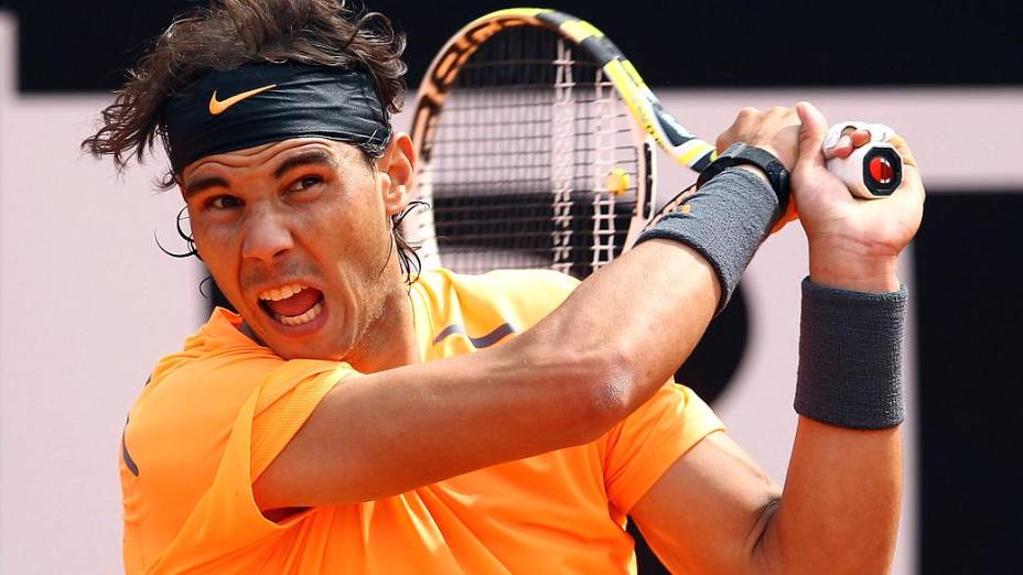 Rafael Nadal enfrentará David Ferrer na próxima rodada do Masters 1000 de Roma