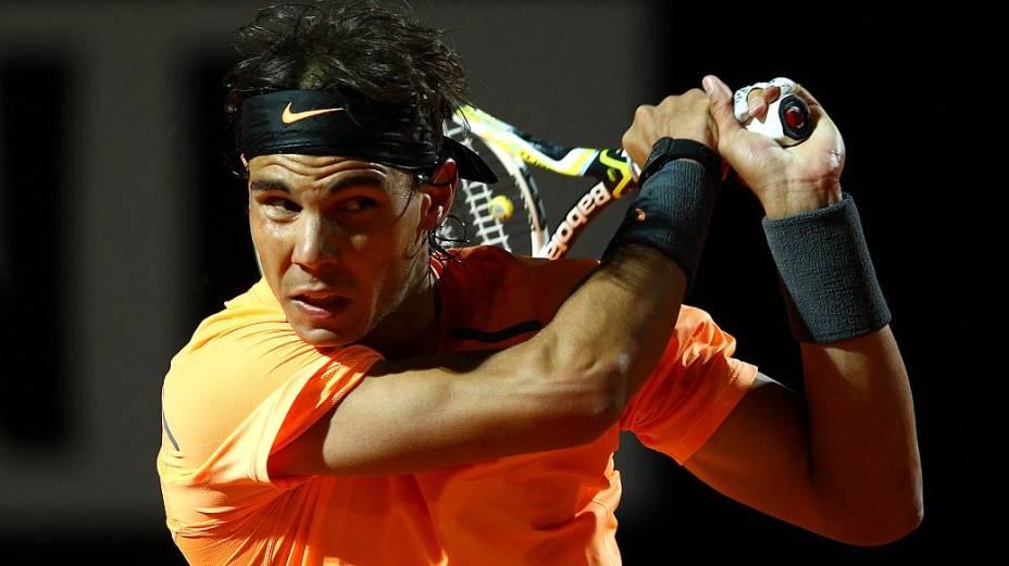 Rafael Nadal enfrentará Marcel Granollers na próxima fase do Masters 1000 de Roma