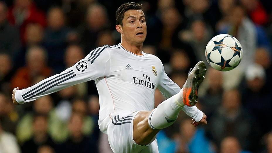 Real Madrid venceu o Borussia Dortmund por 3 a 0