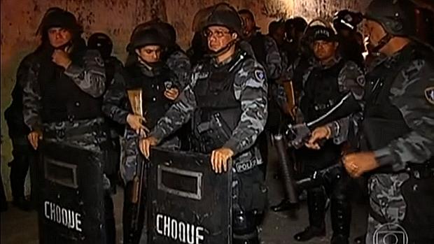 Polícia Militar controla rebelião em Pedrinhas após carnificina