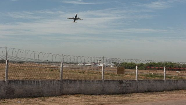 Reforma de aeroportos para a Copa do Mundo de 2014: em Cuiabá, a Infraero promete reformar o terminal de passageiros