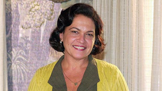 Regina Dourado na novela Esperança