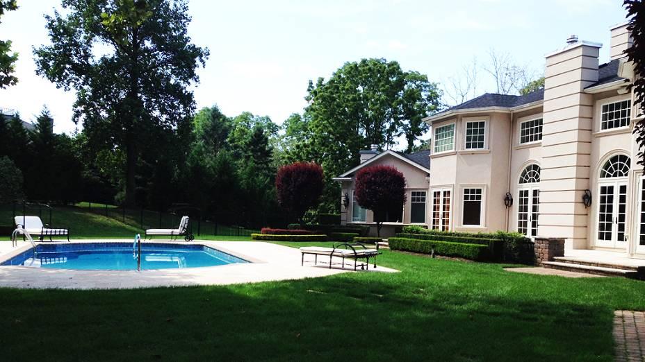 Casa de Renzo Gracie em Holmdel, New Jersey (EUA)
