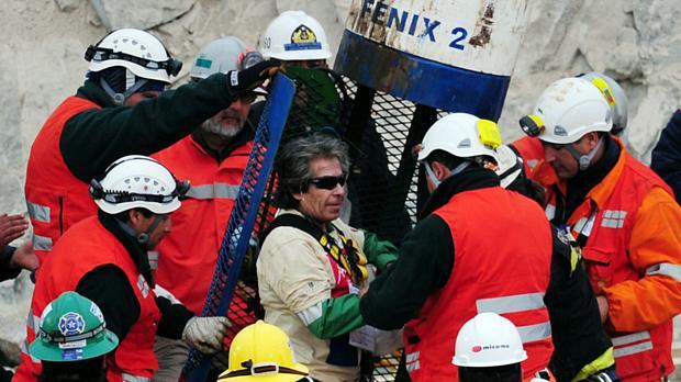 O mineiro Mario Gomez Heredia é o mais velho do grupo