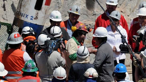 Resgate de Victor Segovia