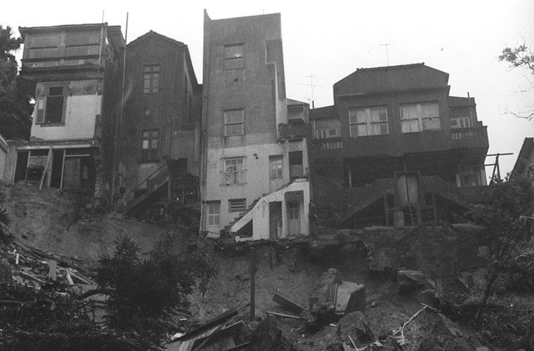 Em 1966, o Rio enfrentou uma das piores tempestades do século