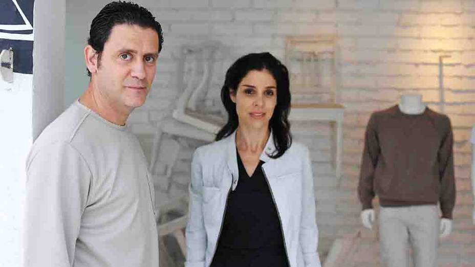 Roberto e Raquel Davidowicz