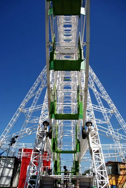 A roda gigante da Cidade do Rock