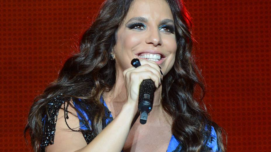 Show de Ivete Sangalo durante o Rock in Rio 2013