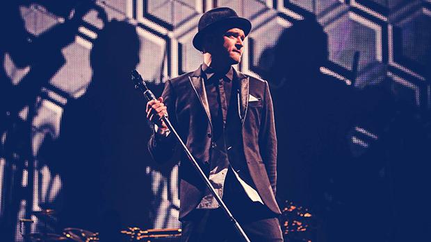 Justin Timberlake no Rock in Rio Lisboa