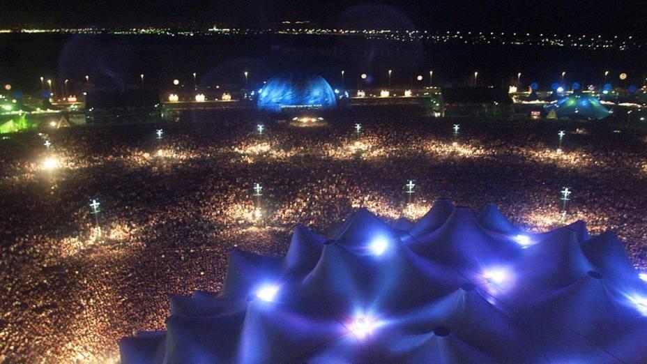 Rock in Rio, 2001