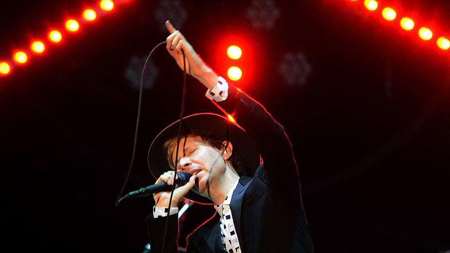 Beck no Planeta Terra 2013, em São Paulo