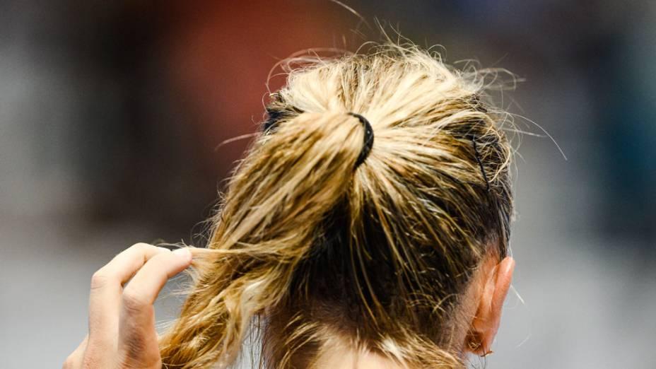 Maria Sharapova enfrenta Caroline Wozniacki, no Gillette Federer Tour em São Paulo