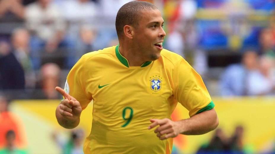 Foi o 15º gol de Ronaldo em Copas do Mundo, tornando-se o maior artilheiro da competição
