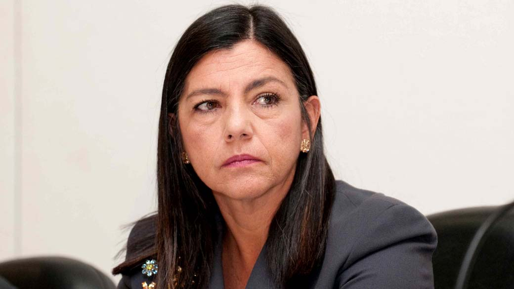 Roseana Sarney renuncia ao governo do Maranhão | VEJA
