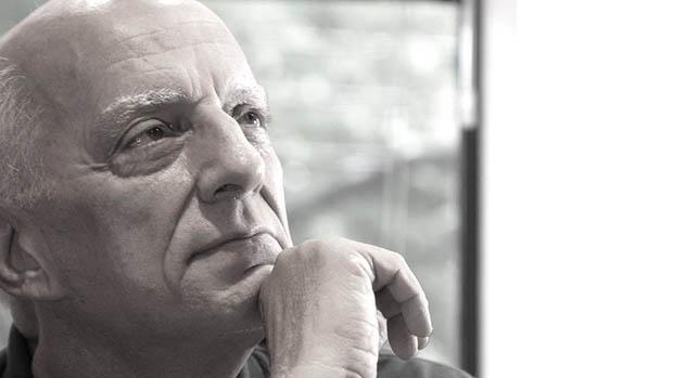 O escritor mineiro Rubem Alves