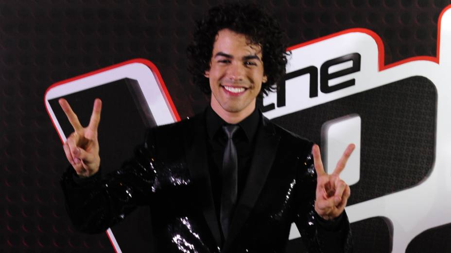 Sam Alves vence o The Voice Brasil