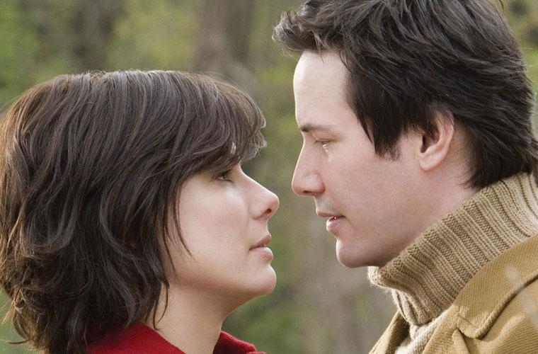 Em <em>A Casa do Lago</em> (2006), ela volta a contracenar com Keanu Reeves.