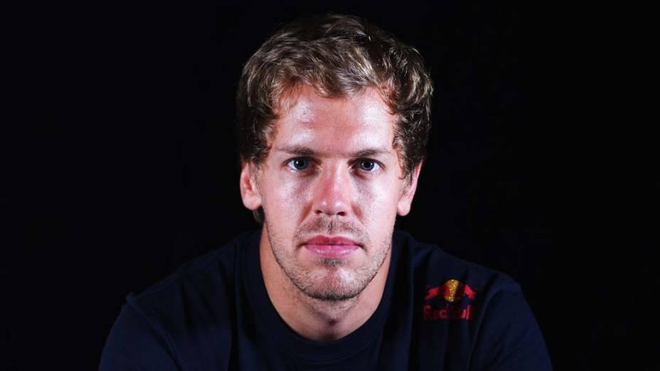 Sebastian Vettel, em 25/08/2011