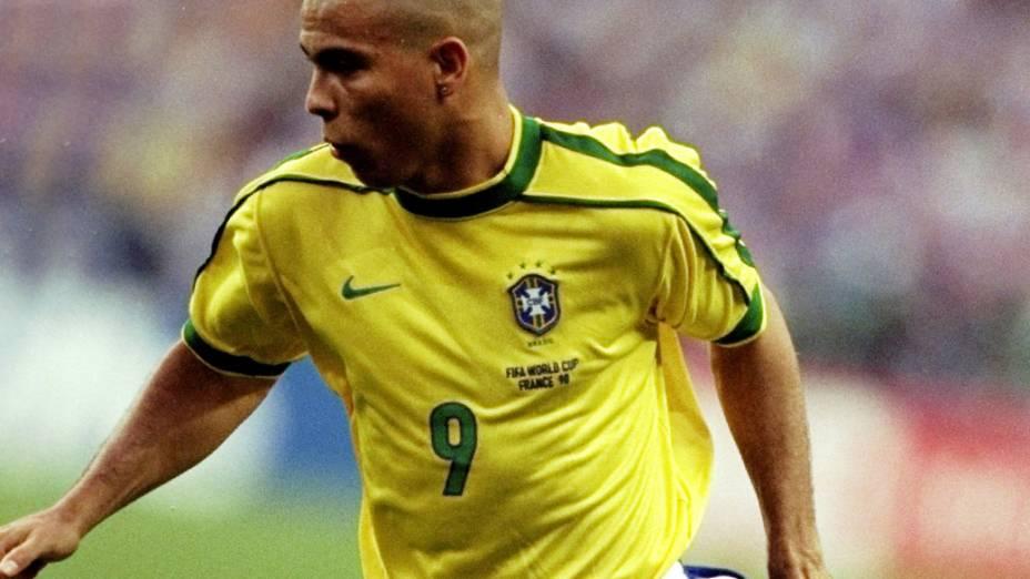 Ronaldo, em 1998