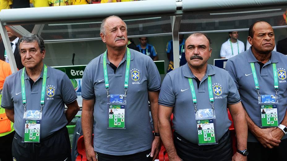 Equipe técnica da seleção brasileira de futebol