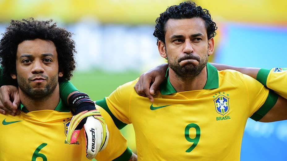 Jogadores da seleção brasileira de futebol