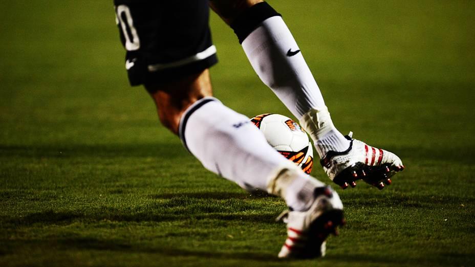 O Corinthians não encontrou dificuldades para vencer o time mexicano Tijuana por 3 a 0, no Pacaembu, nesta quarta-feira (13)