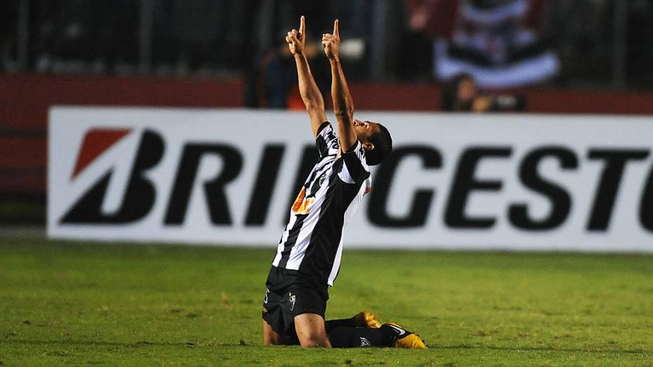 O Atlético-MG venceu o São Paulo por 2 a 1 no Estádio do Morumbi nesta quinta-feira (02)