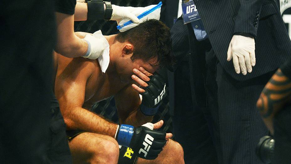 Lutas do UFC SP no ginásio do Ibirapuera no sabado (19)