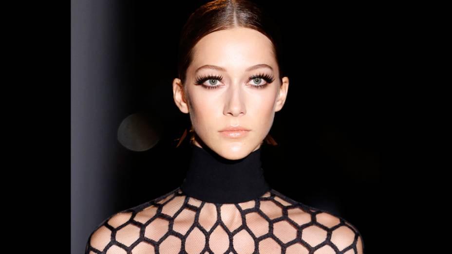 Coleção Primavera-Verão da Gucci durante a Semana de Moda de Milão