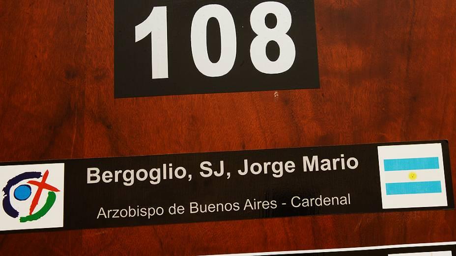 O hotel que hospedou o Papa Francisco em Aparecida em 2007, quando ainda era cardeal de Buenos Aires