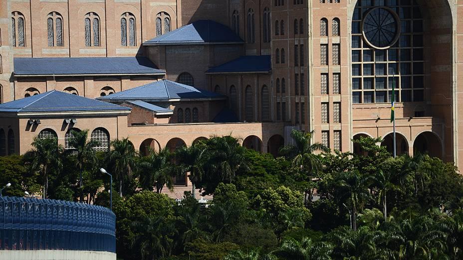 Basílica de Nossa Senhora Aparecida, em São Paulo