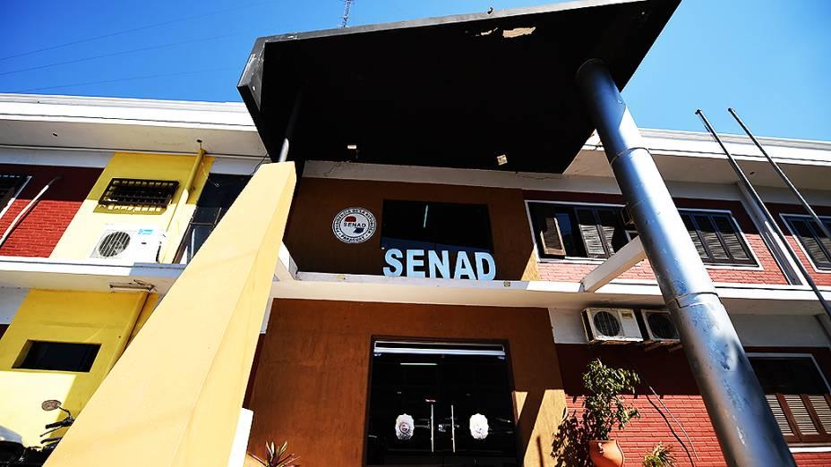 Secretaria Nacional Antidrogas do Paraguai