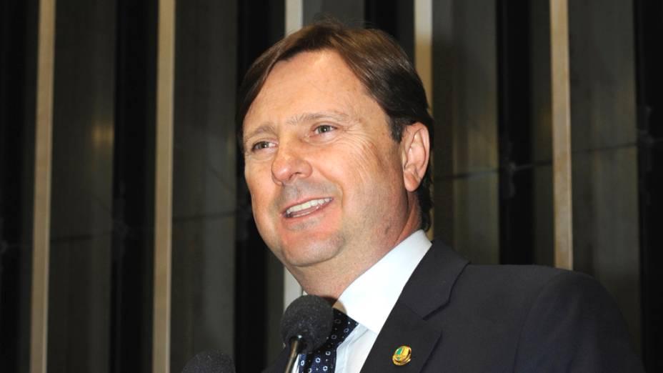 Reeleito senador de Rondônia, Acir Gurgacz (PDT)