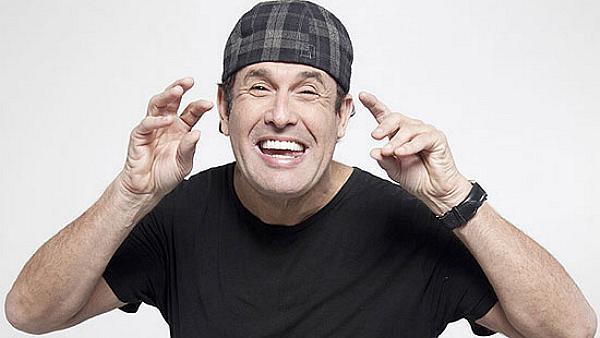Sergio Mallandro, 49 anos, humorista