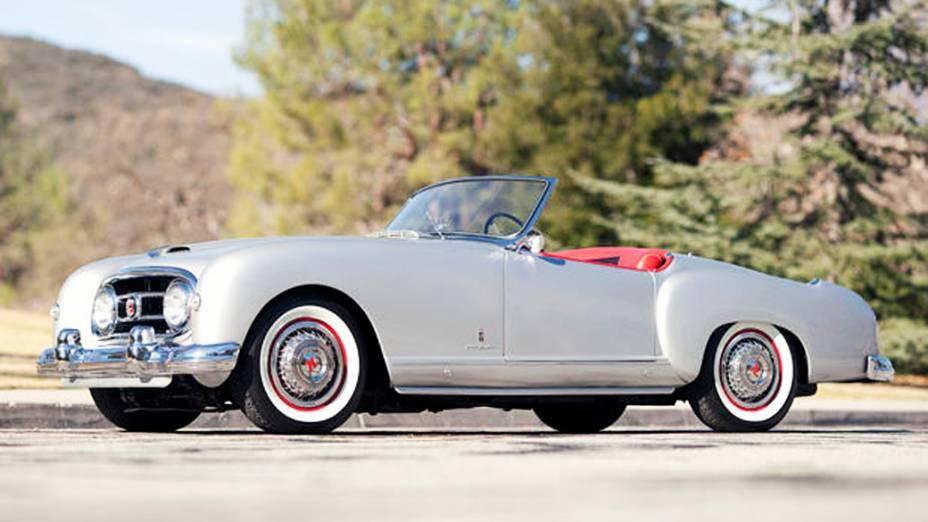 Nash-Healey Roadster de 1953