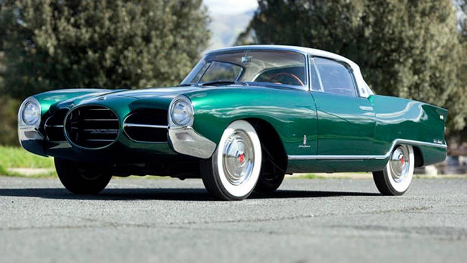 """Nash Rambler """"Palm Beach"""" Coupe Speciale de 1956 <br>"""