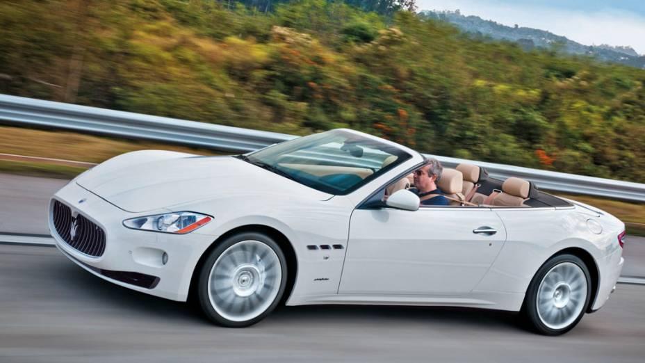 GrandCabrio da Maserati